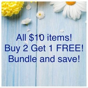 Other - Bundle and Save! $10 and lower!